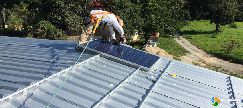 Solar Panels Tax Credit