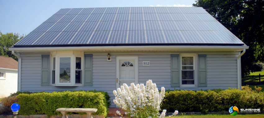 Solar Roof Shingles Los Angeles